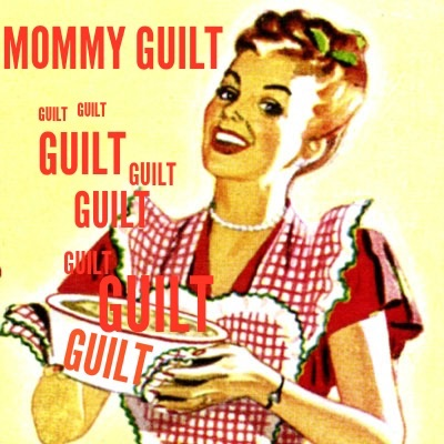 Mommy Guilt: My Shadow